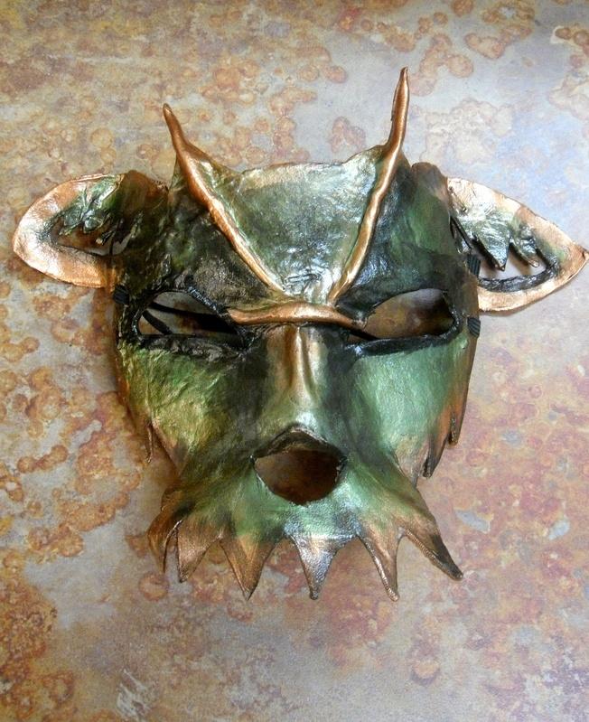 Goat Mask